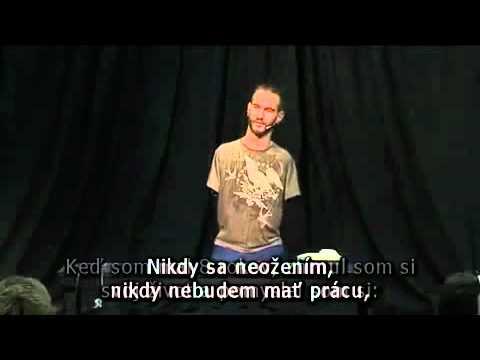 Nick Vujicic slovenské titulky