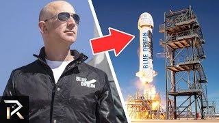 This Is How Amazon's Jeff Bezos Spends His Billions