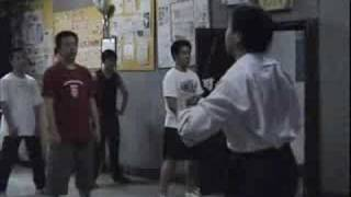 Yiquan Training 07-21 pt1 - Fa Quan Punching