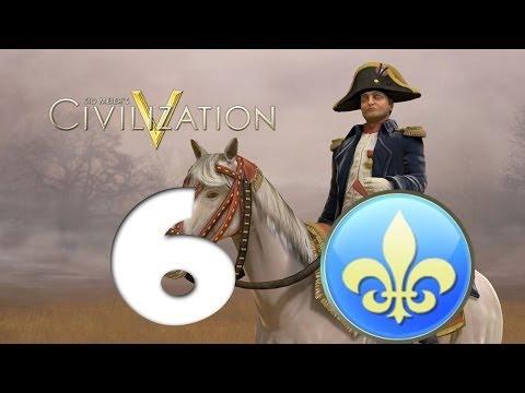 Civilization 5: France (Tourism) - Part 6