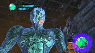 [HD]DragonBall Z Ultimate Tenkaichi - Boss Battle- Cooler (japanese Audio)