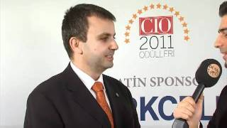 CIO 2011: Nobel İlaç CIO