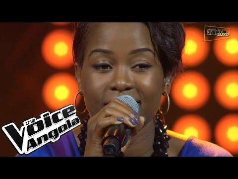 "Mariedne Feliciano canta ""Nguxi"" / The Voice Angola 2015/ Show ao Vivo 2"