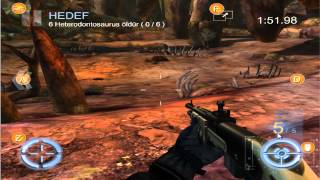 Dino Hunter: Deadly Shores The Boneyard Region Shotgun Series All Hunts