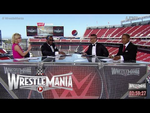 Live From Wrestlemania 31 On Wwe Network – Update 4 video