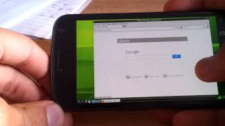 booting ubuntu 12.04 on the Samsung  Galaxy Nexus (GSM)