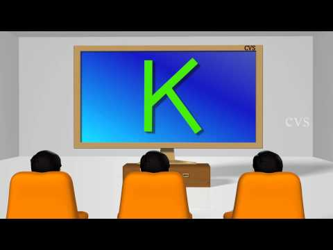 Learn To Write Alphabet ABCD Song - 3D Animation
