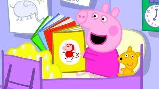 Peppa Pig Nederlands Compilatie Nieuwe Afleveringen 🌟 Bedtijd 🌟 Tekenfilm | Peppa de Big