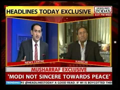 Centre Stage: Pervez Musharraf Extended Interview (Part 2)