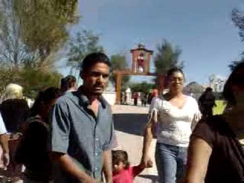 Recorrido por el pante�n municipal de Cuencam� Durango M�xico.