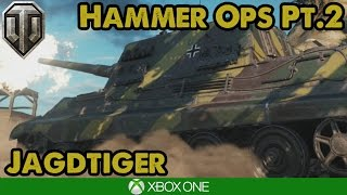 WoT Console - JAGDTIGER - Hammer Ops Pt.2 (Xbox/PS4)