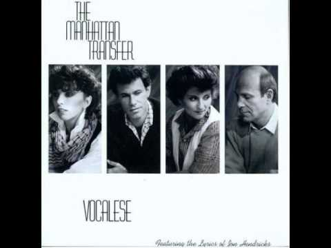 Manhattan Transfer - Airegin