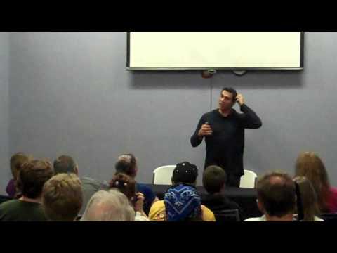 Adrian Paul from Highlander Q & A