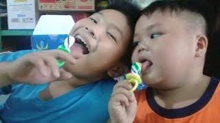Đồ chơi trẻ em bé pin đi tạp hóa mua đồ  ❤ PinPin TV ❤ Baby toys grocery buy