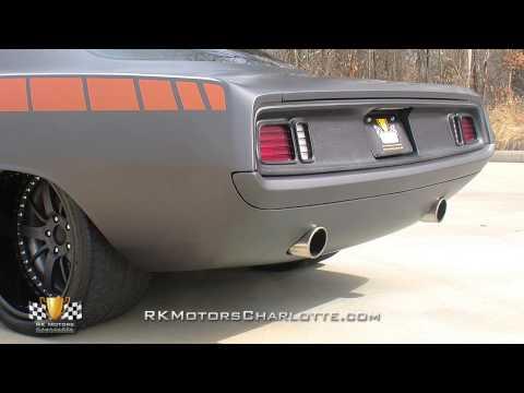134076 / 1971 Plymouth 'Cuda