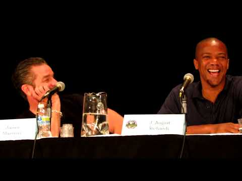 James Marsters Buffy & Angel Q&A DragonCon 2012 pt 1