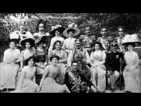 King Nicholas I & Queen Milena of Montenegro || Children & Grandchildren