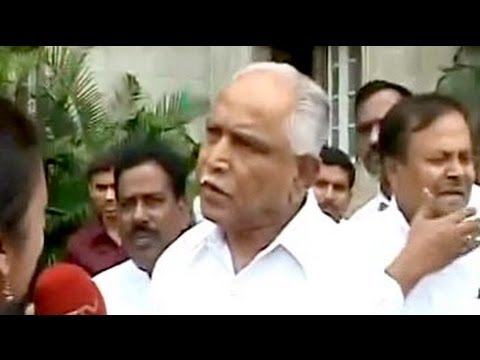 Yeddyurappa adds insult to BJP's injury over cross-voting for Pranab