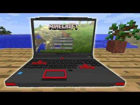 DEVICE MOD - Laptop que FUNCIONA en Minecraft - Minecraft mod 1.11.2 Review
