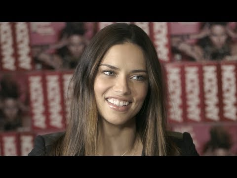 How Adriana Lima Stays Fit For a Victoria's Secret Fashion Show