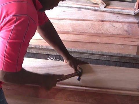 Ebola Outbreak Hits Coffin Business in Liberia