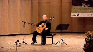 Guitar Virtuoso Pavel Steidl plays Legnani and Paganini