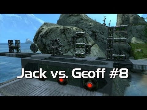 Halo: Reach - Achievement HORSE #8 (Jack vs. Geoff)