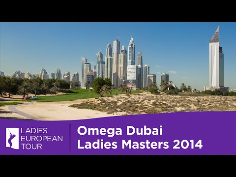 Omega Dubai Ladies Masters 2014 - First Round Highlights