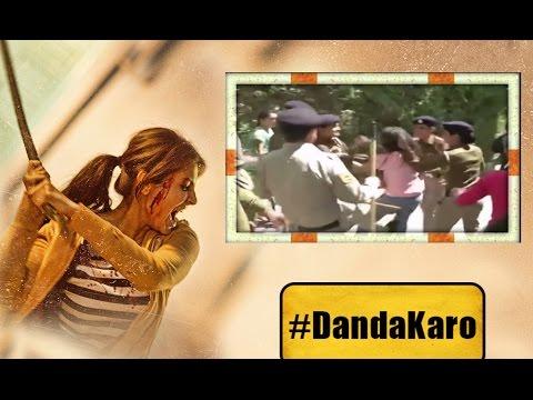 #DandaKaro - Valentine's Day