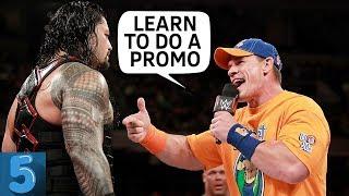 5 WWE Wrestlers Who Took Their Promo Too Far