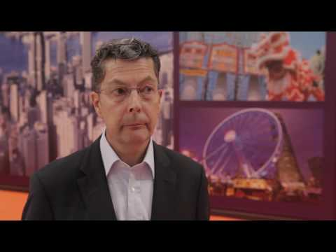 WTM 2016: Peter Hoslin, regional director, Europe & New Markets, Hong Kong Tourism Board