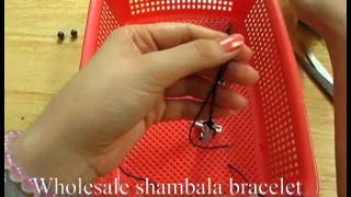 How to make Sideways cross bracelets, beaded macrame side way cross bracelet DIY guide