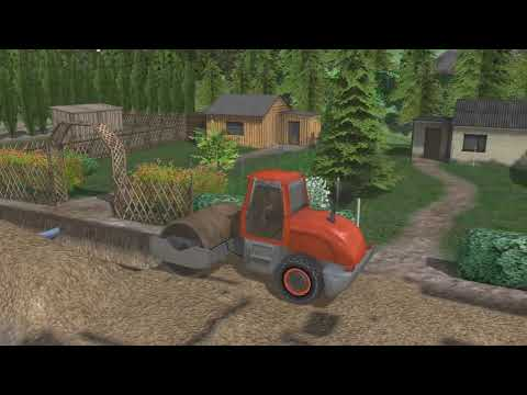 Bagger Simulator 2011 Trailer HD