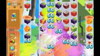 How to beat Juice Cubes Level 160 - 2 Stars - No Boosters - 42,170pts
