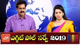 YOYO TV Exit Poll 2019 Survey Report | Lok Sabha Election Exit Poll | AP | Telangana