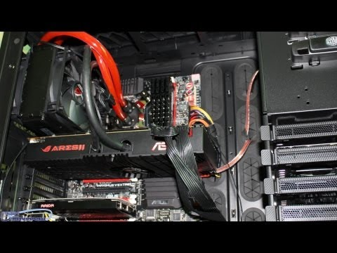 First Look: ASUS ARES II Dual 7970 6GB Video Card - Worlds Fastest Graphics Card?