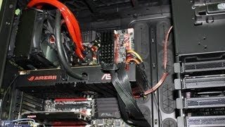 First Look_ ASUS ARES II Dual 7970 6GB Video Card - Worlds Fastest Graphics Card?