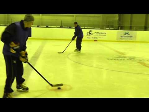 Техника выполнения хоккейных передач
