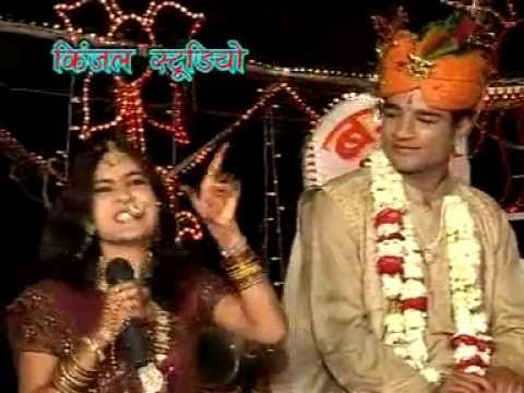 Rajsthani Vivah Songs - Banni Ro Jino Jino Matho Dukhe - Album : Band Baja Me Nacho Banasa video