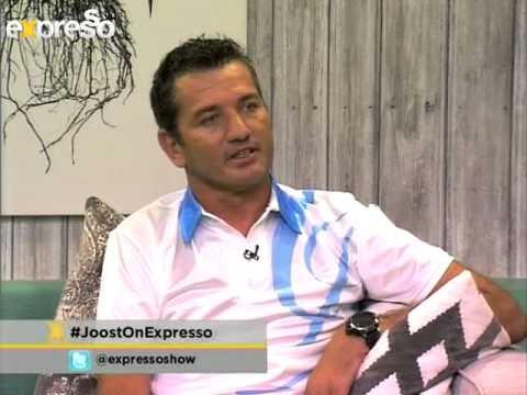 Interview with Joost van der Westhuizen (22.1.2013) 1 of 6