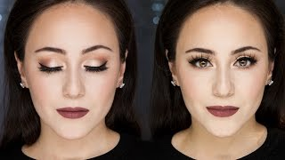 Soft Smokey Eye Tutorial For Everyday | Full Face | Hatice Schmidt