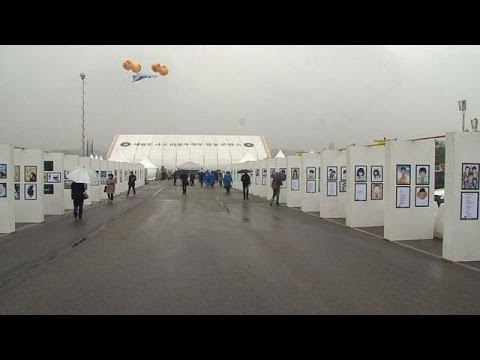 South Korea marks ferry disaster anniversary