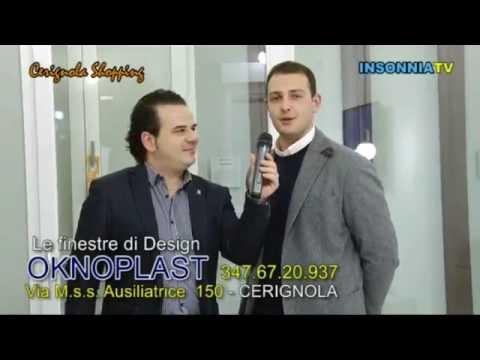CENTRO INFISSI OKNOPLAST (Video Telefoggia Shopping (Can. 677) & InsonniaTv)