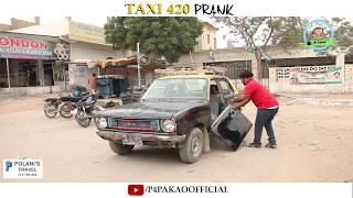 | Taxi 420 Prank | By Nadir Ali In | P4 Pakao | 2018