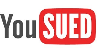 YOUTUBE IS BEING SUED BY A CHANNEL...