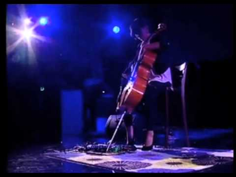 Dolce - Atmospheric Cello - Live Looping in LA 2012