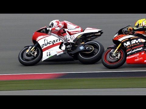 MotoGP™ Sachsenring 2014 -- Best overtakes