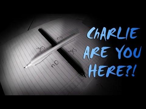CHARLIE CHARLIE INDONESIA - PERMAINAN HANTU