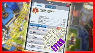 Clan de suscriptores - Clash Royale