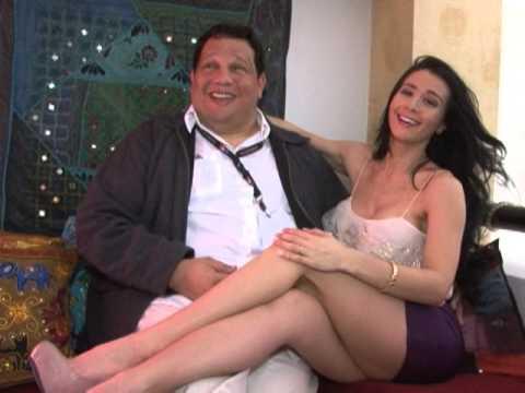 Diosa Canales en Mas+Plus, Con Saul Borges (Tio Sau)